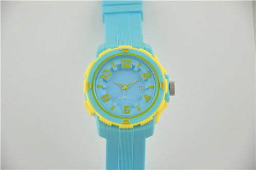 Kids Plastic Sport Watch with Big Face