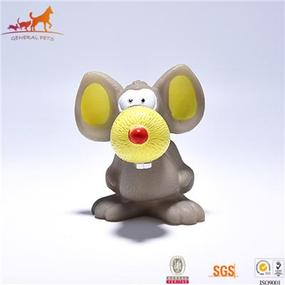 Squeaky Mouse Dog Toy