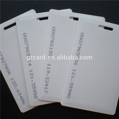 Tk4100 Chip Card