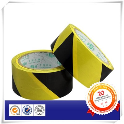 Pvc Caution Warning Tape For Floor Marking