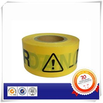 Rode Safty Pe Warning Tape