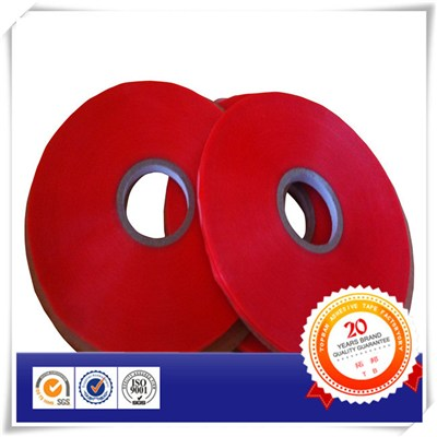 Red Colour HDPE Liner Bag Sealing Tape