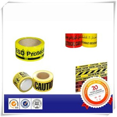 Popular Pvc Warning Tape With Words