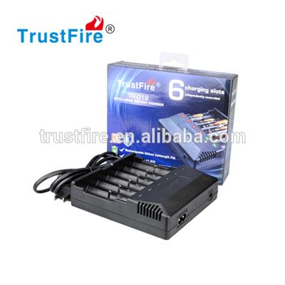 CE And FCC Digital Battery Charger