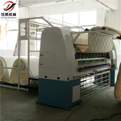 Chain Stitch Quilting Machine