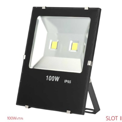 LED Flood Light 75% Wattage