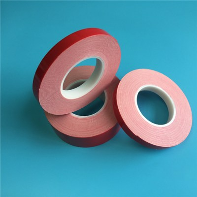 Adhesive Tape For Fixation Of Crystal