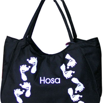 Hosa Foots Printed Beach Bag Tote Bag