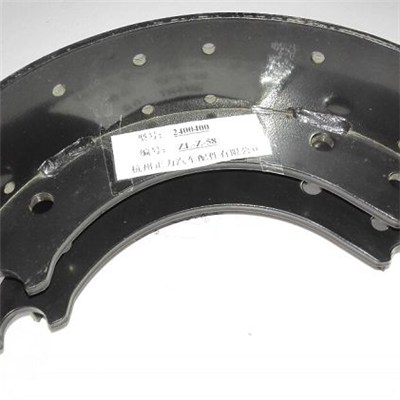 2400400 Powder Coat Brake Shoe