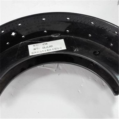 4718 Powder Coat Brake Shoe