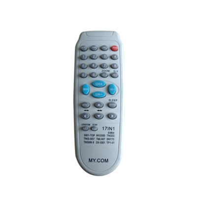 Good Price 17 In 1 Universal TV remote Control