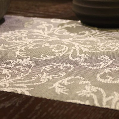 Washable Plastic Woven Placemats