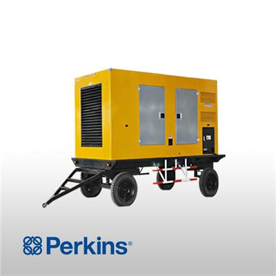 Movable Standby Perkins Diesel Gensets