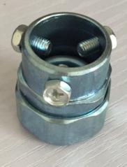 Flex Conduit To Steel Conduit Set Screw Connector DKJ Type