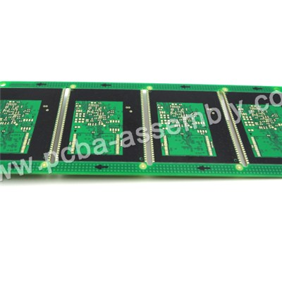 OEM FR4 Rigid Multilayer PCB
