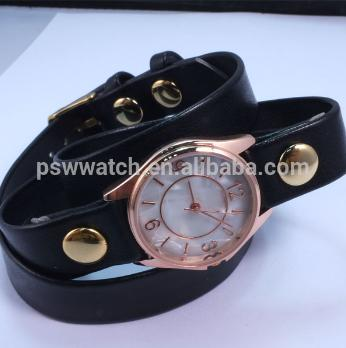 Watch Stainless Steel Back Women