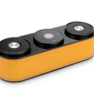 Portable Wireless Stereo Bluetooth Speaker For Smart Phones Tablet PC (Lileng-LP04)