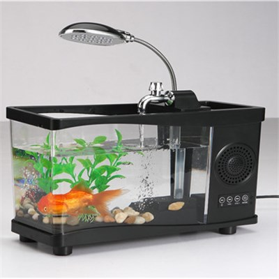 Mini Aquarium Bluetooth Speaker (lileng-919)
