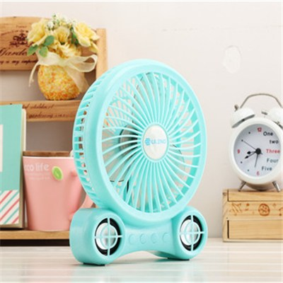 6inch Rechargeable Fan With Speaker (Lileng-833)
