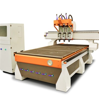 3 Tools Auto Changed CNC Wood Router