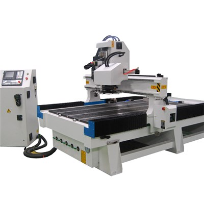 Rotary Tool Changer CNC Router