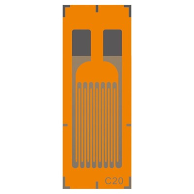 Single-grid Pattern Strain Gauge CF350-3AA