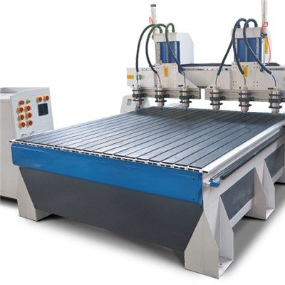 High Speed Rack And Gear Relief CNC Router
