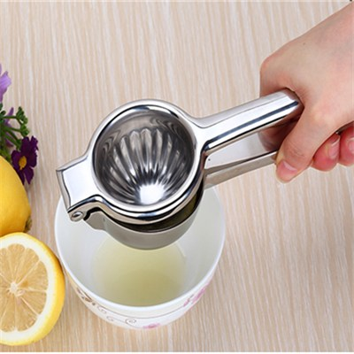 Kitchen Accessories Stainless Steel Manual Lemon Squeezer (Z003)