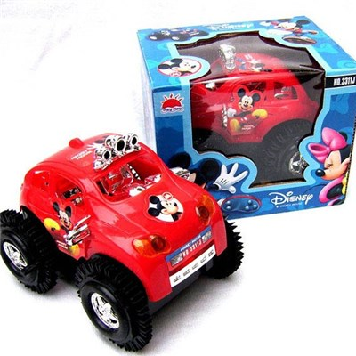 2015 Mickey Rapid Electric Dumper Electric Toy Car, Educational Toys For Children,Welcome To Sample Custom