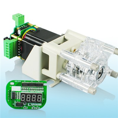 Programmable Peristaltic Pumps With RS485 Communication Protocol OEM310/ZN25