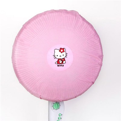 Creative Home Life Commodity, Lovely Cartoon Circle Fan Dust Cover,Welcome To Sample Custom