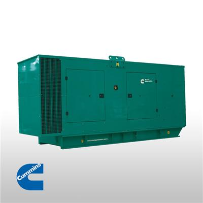 Containerized Standby Cummins Diesel Gensets