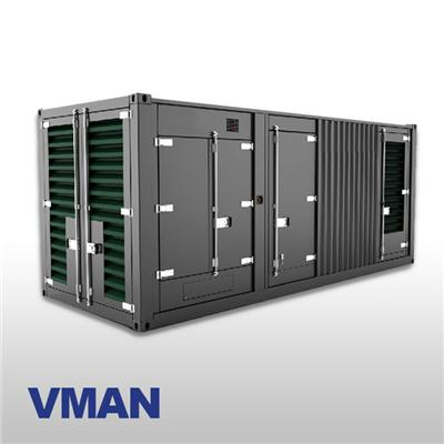 Containerized Prime Vman Diesel Gensets