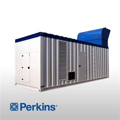 Containerized Prime Perkins Diesel Gensets