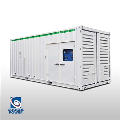 Containerized Prime Googol Diesel Gensets