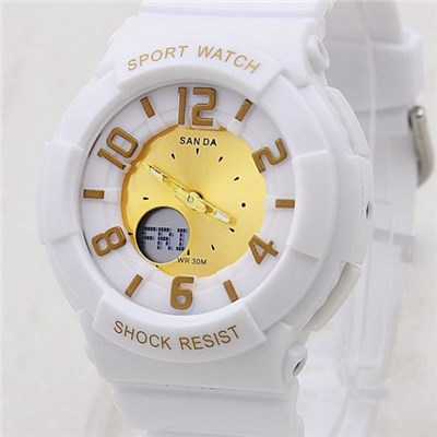 2015 High-grade Recreational Outdoor Waterproof Watch Students Ms Children Watch Fashionable Women Watch,Welcome To Sample Custom