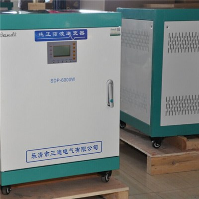 Single Phase Inverters