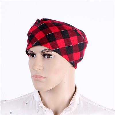 Yiwu Small Commodity City 2015 Red And Black Plaid Cotton Printed Scarf Wild Sweat Active Penetration Modeling Small Scarf,Welcome To Sample Custom