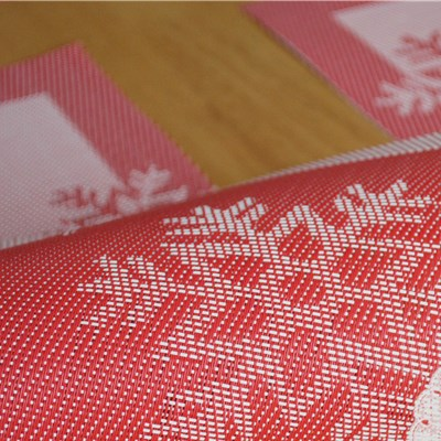 Christmas VInyl Placemats