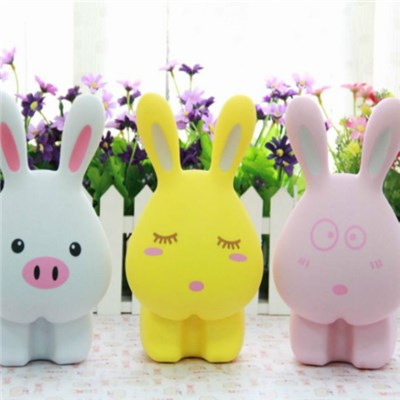 JLC-072 Cute Rabbit Led Lamp