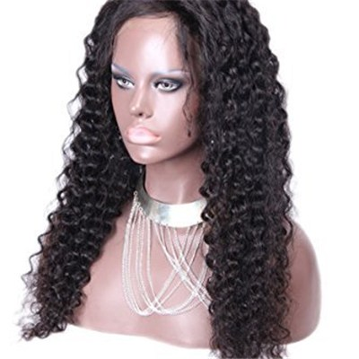 6a Grade Natural Hairline Full Lace Wig