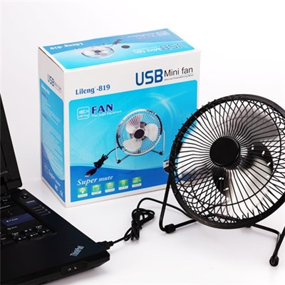 6inch Metal Desk Fan(Lileng-819)