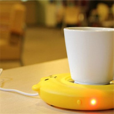 LJC-033 Electric Mini Portable Office Coffee Usb Cup Warmer