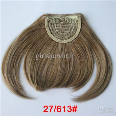 Clip In Bangs Human Hair