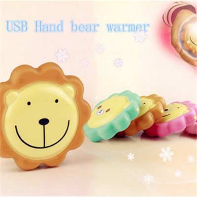 LJW-066 Mini Battery Bear Reusable Hand Warmer