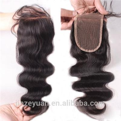 Natural Looking Hair Closure Pieces