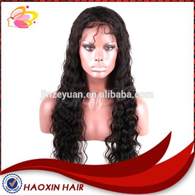 Unprocessed Human Hair Wig