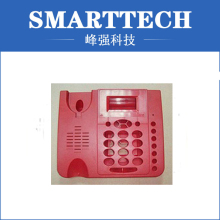 Office Products Red Color Plastic Telephone Shell Mould