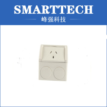 Household Electric Product Tripod Socket Plasic Enclosure Mould