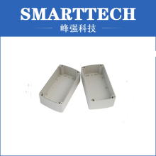 2 Cavity White PP Plastic Electric Shell Mould